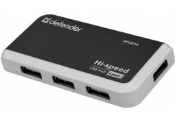 Картридер/USB-хаб Defender Quadro Infix купить
