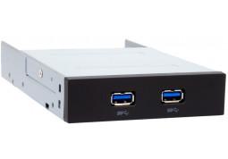 Картридер/USB-хаб Chieftec MUB-3002