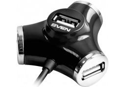 Картридер/USB-хаб Sven HB-012