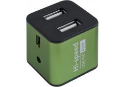 Картридер/USB-хаб Defender Quadro Iron дешево