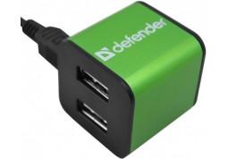 Картридер/USB-хаб Defender Quadro Iron фото