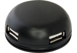 Картридер/USB-хаб Defender Quadro Light