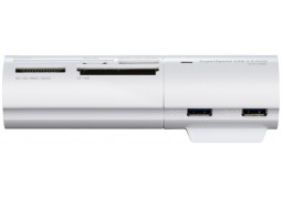 Картридер/USB-хаб D-Link DUB-1342