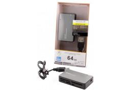 Картридер/USB-хаб ATCOM TD2053