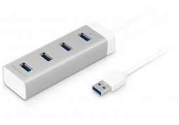 Картридер/USB-хаб Macally U3HUBA купить