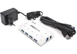 Картридер/USB-хаб Viewcon VE323 стоимость
