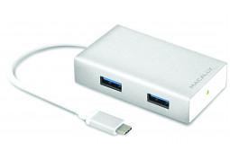 Картридер/USB-хаб Macally UC3HUB дешево
