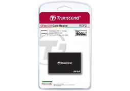 Картридер/USB-хаб Transcend TS-RDF2 купить