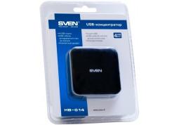 Картридер/USB-хаб Sven HB-014 отзывы
