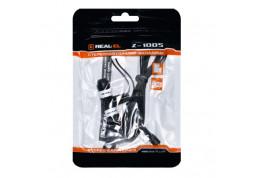 Наушники REAL-EL Z-1005 Black/White - Интернет-магазин Denika