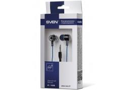 Наушники Sven E-106 black-blue 00850215 цена