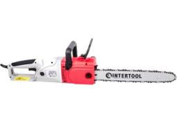 Цепная пила Intertool DT-2204