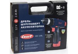 Шуруповёрт аккумуляторный Craft CAS 12SL отзывы