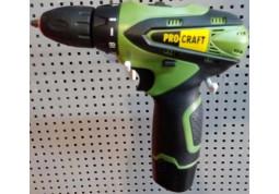 Шуруповерт аккумуляторный Procraft PA122Li стоимость