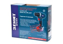 Шуруповерт аккумуляторный Зенит ЗША-18 Li М1 Профи стоимость