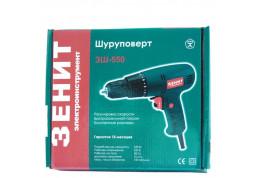 Шуруповерт сетевой Зенит ЗШ-550 дешево