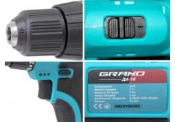 Шуруповерт аккумуляторный Grand ДА-18Li дешево