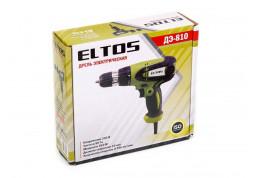 Шуруповёрт сетевой Eltos ДЭ-810 цена