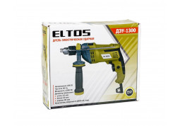Дрель ударная  Eltos ДЭУ-1300 цена