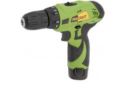 Шуруповерт аккумуляторный Procraft PA-12 Lis