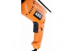 Дрель ударная AEG SBE 570R описание