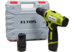 Шуруповерт аккумуляторный Eltos ДА-12 Li-ion отзывы