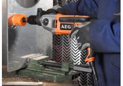 Дрель ударная AEG SB2E 850R описание