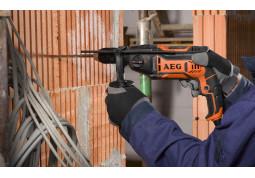 Дрель ударная AEG SB2E 850R дешево