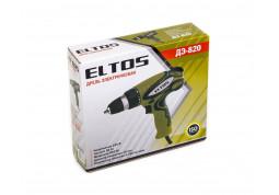 Шуруповёрт сетевой Eltos ДЭ-820 недорого