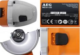 Болгарка AEG WS 6-125 стоимость