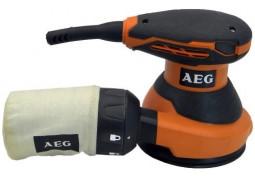 Эксцентриковая шлифмашина AEG EX 125 ES стоимость