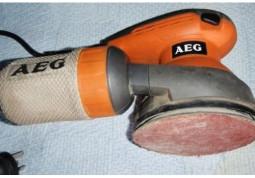 Эксцентриковая шлифмашина AEG EX 125 ES цена