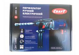 Перфоратор Craft CBH-1000 описание