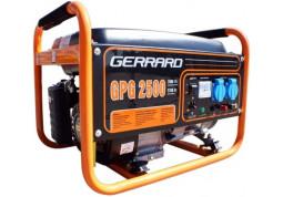 Электрогенератор Gerrard GPG2500 фото