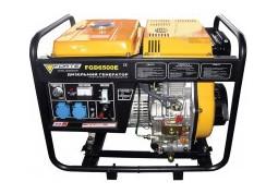 Электрогенератор Forte FGD 6500E