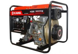 Электрогенератор KAMA KDE3500E
