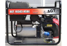 Электрогенератор AGT 16503 HSBE R16 купить