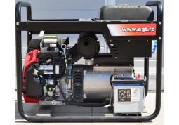 Электрогенератор AGT 12501 HSBE R16 описание