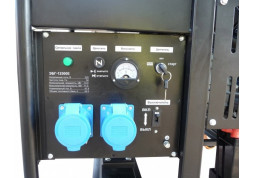 Электрогенератор Elprom EBG-12500E описание