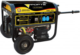 Электрогенератор Forte FG-LPG 6500E
