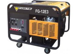 Электрогенератор Forte FG 12E3