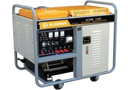 Электрогенератор KAMA KDE10E