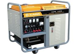 Электрогенератор KAMA KDE10E3