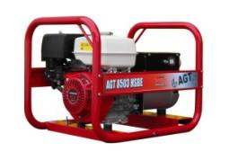Электрогенератор AGT 8503 HSBE