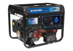 Электрогенератор AGT 6501 MSBE