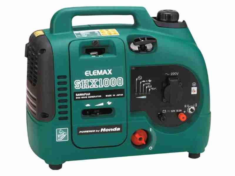Электрогенератор Elemax SHX-1000