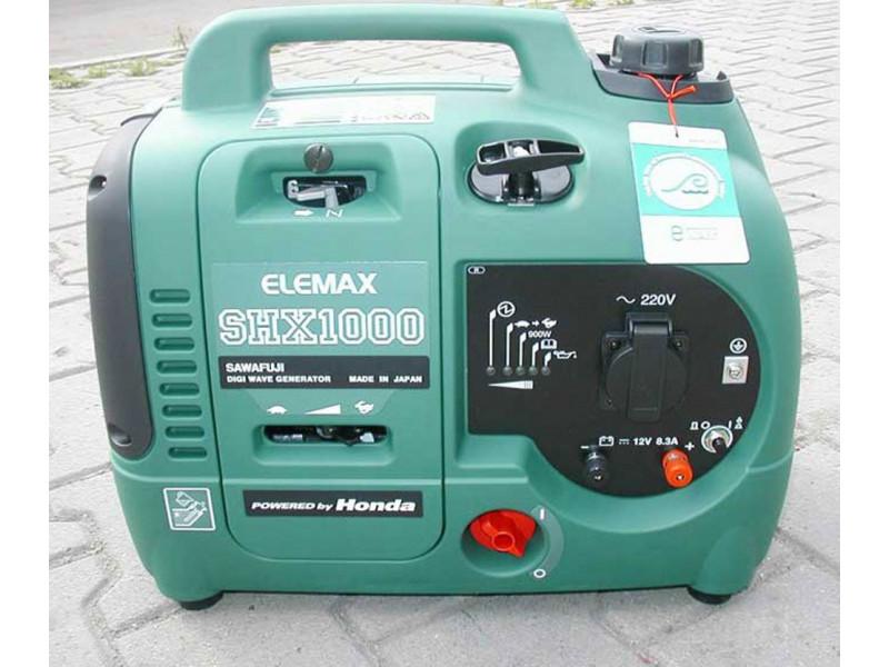 Электрогенератор Elemax SHX-1000 недорого