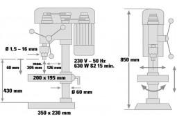 Сверлильный станок Einhell BT-BD 701 отзывы