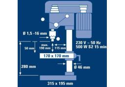 Сверлильный станок Einhell BT-BD 501 недорого