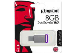 Kingston DataTraveler 50 8Gb цена